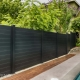 Perfect privacy fence for pool