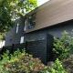 Sleek horizontal aluminum screen fence - 3