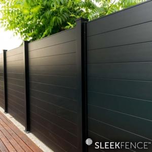 sleek-fence-aluminum-black-privacy-fence-panel