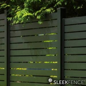 sleek-fence-aluminum-black-screen-fence-panel