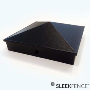 SleekFence post cap